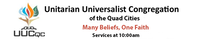 Unitarian Universalist Congregation of the Quad Cities (UUCQC)
